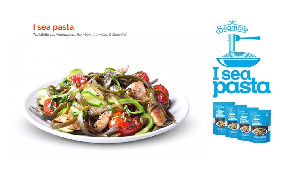 I sea pasta von Seamore food