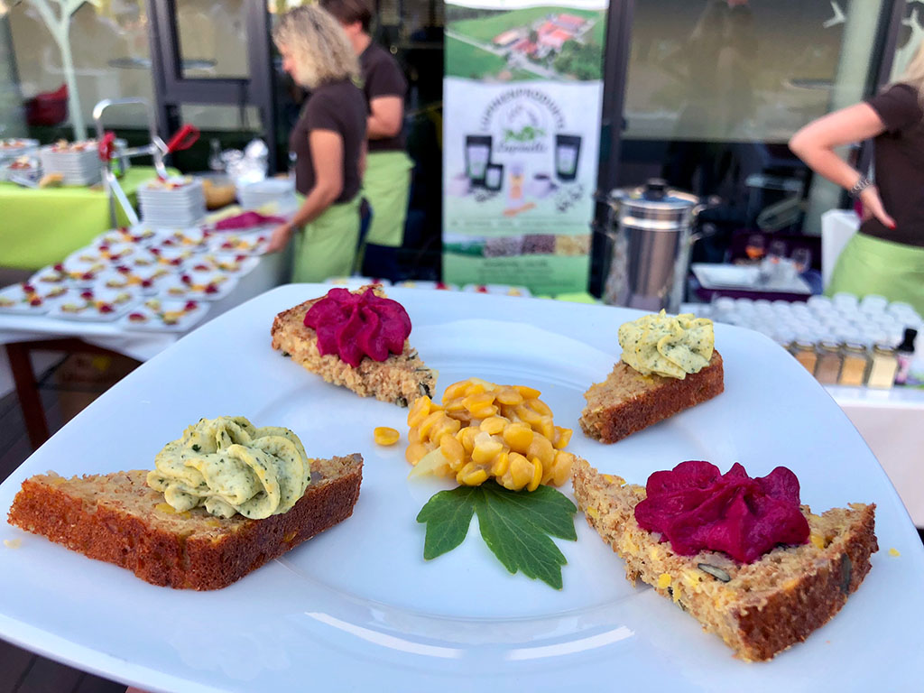 Startup Catering: Lupinello