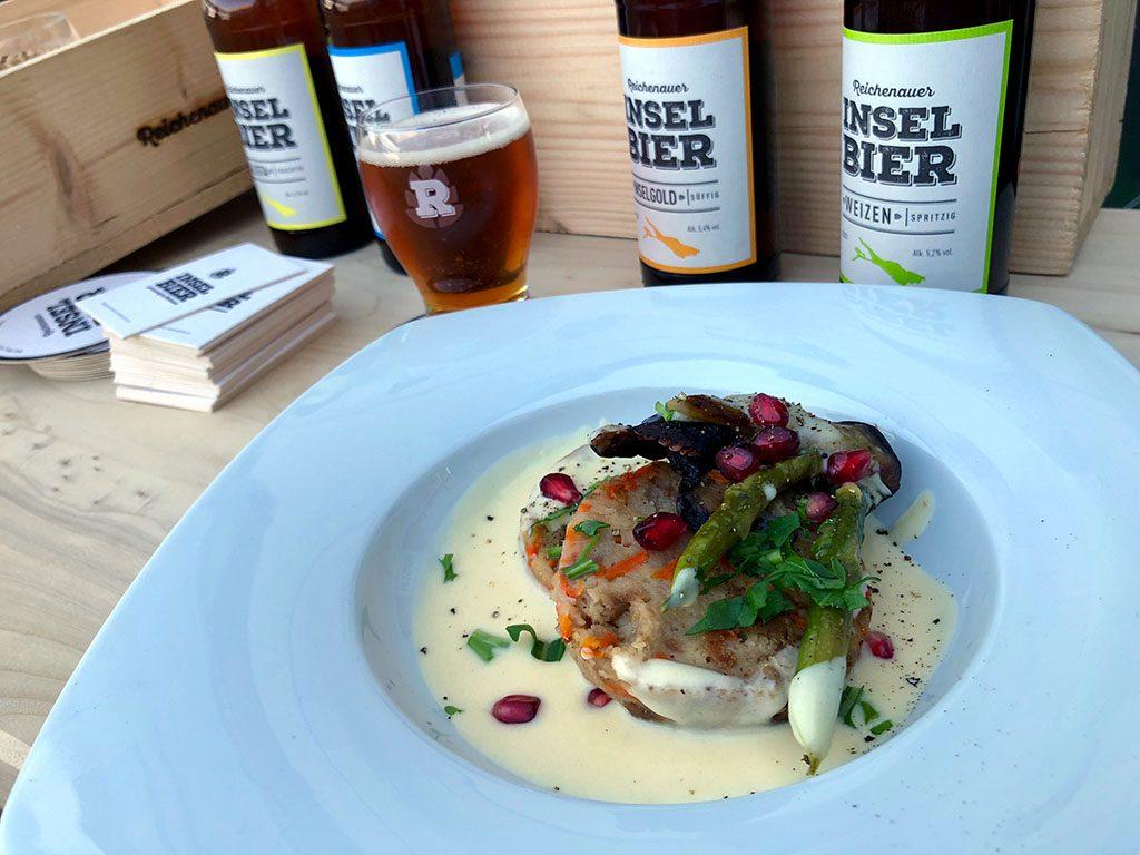 Startup Catering: Reichenauer Inselbier & Knödelkult