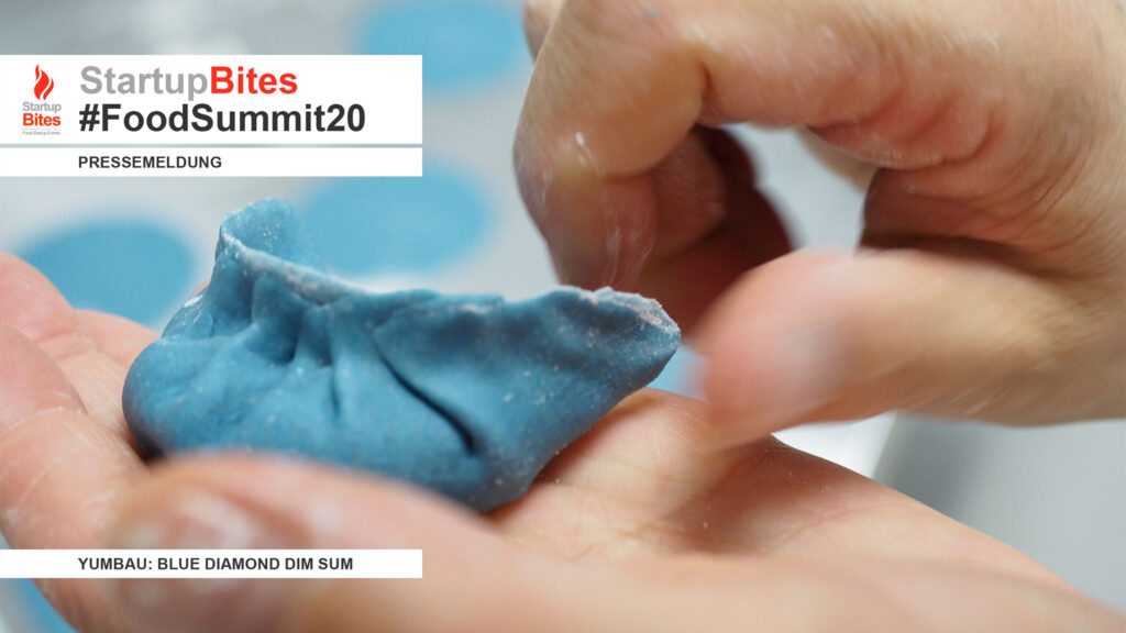 Blue Diamond Dim Sum von Yumbau