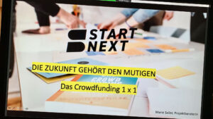 #Learn 4: Crowdfunding