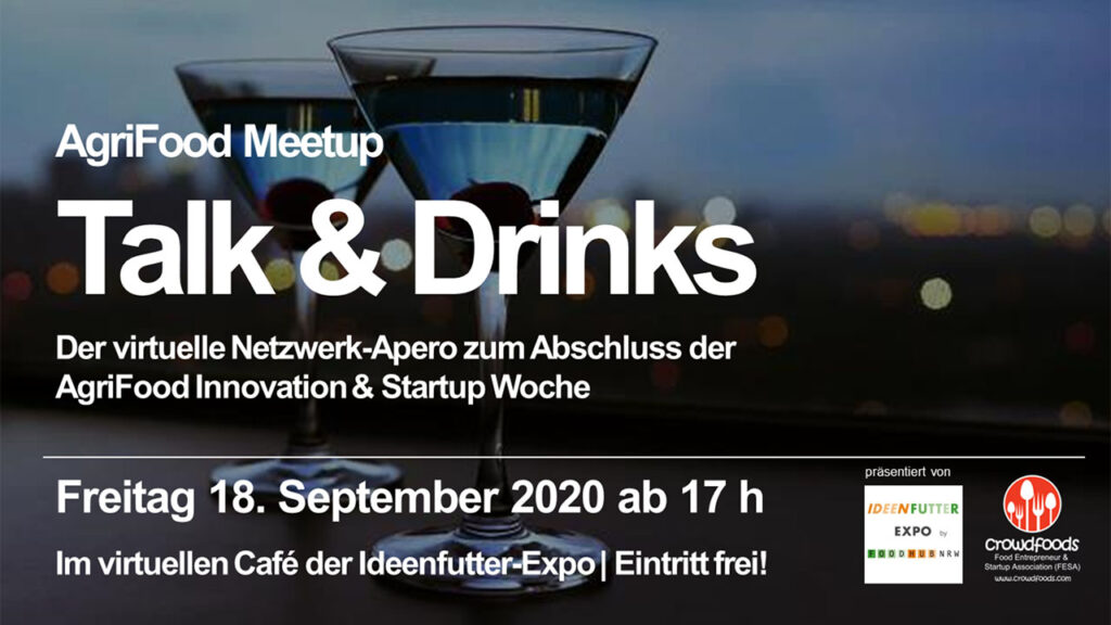 Ideenfutter Expo Talk & Drinks